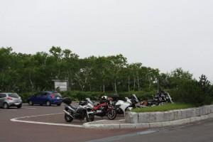 裏摩周バイク