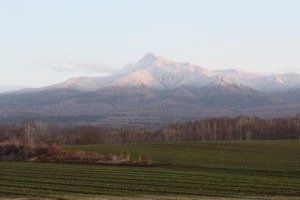 斜里岳1511