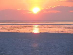 日の出流氷16